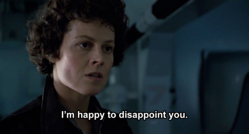 RIpley Happy to disappoint