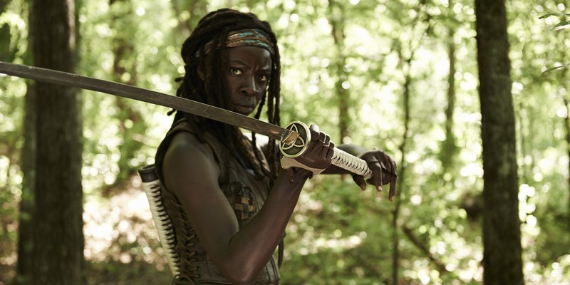Michonne2 edit