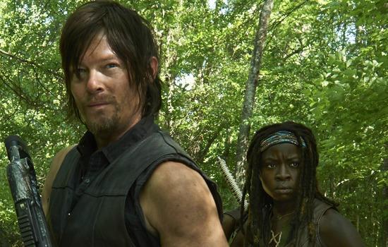 Daryl + Michonne