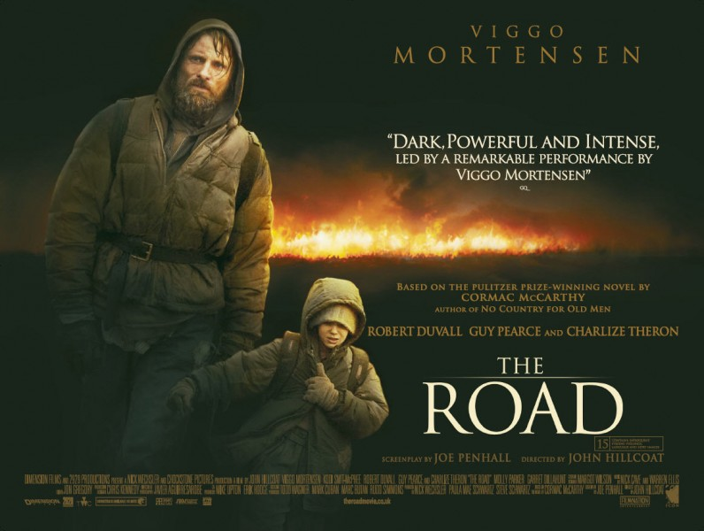 The road poster B