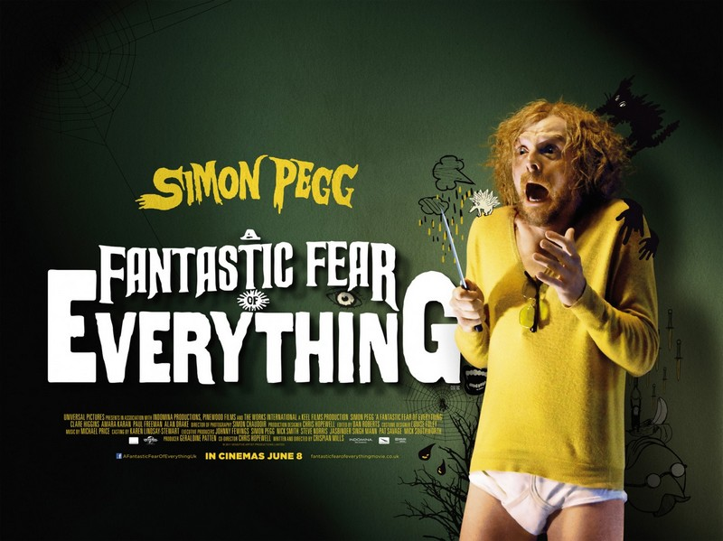 A FANTASTIC FEAR OF EVERYTHING - 2