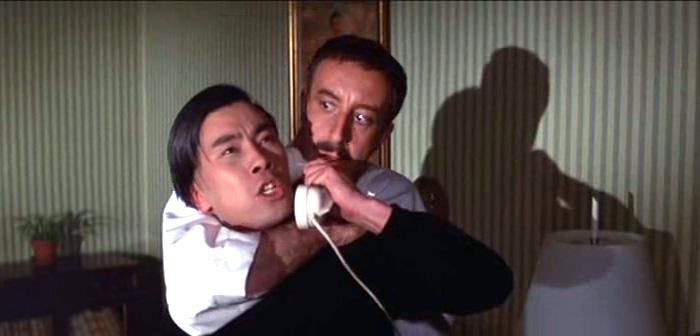 Cato Clouseau phone