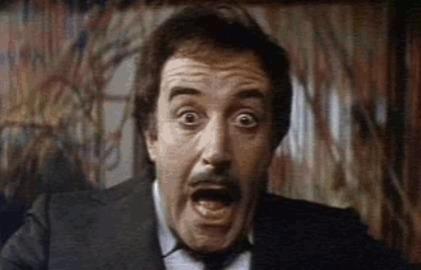Clouseau Yelling Edit