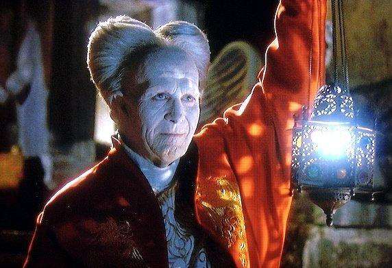 Dracula w lantern