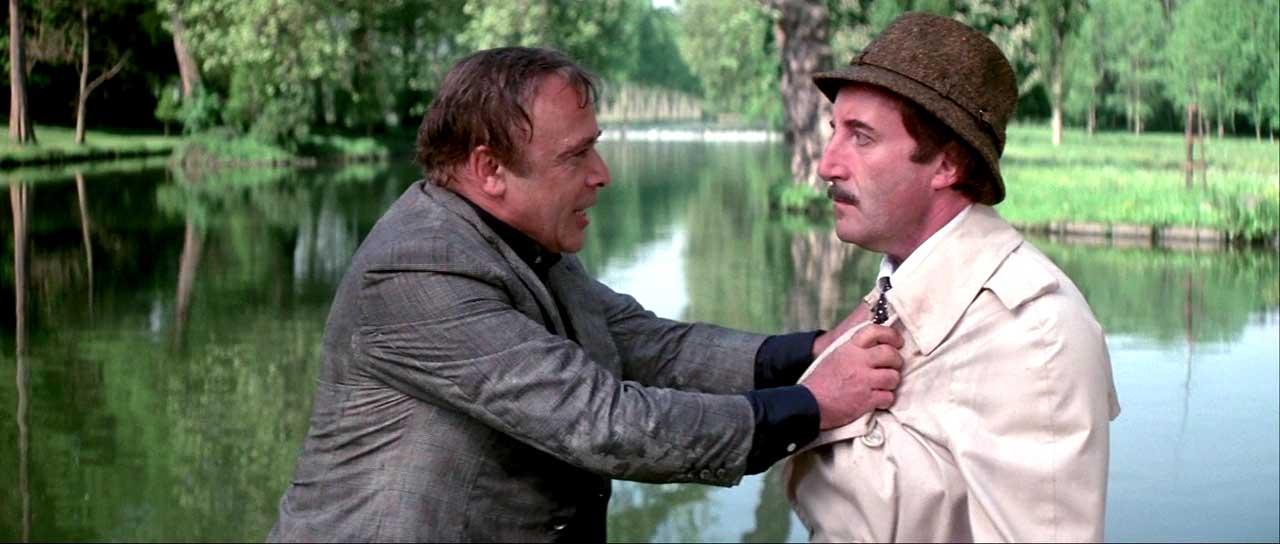 Dreyfus grabs Clouseau