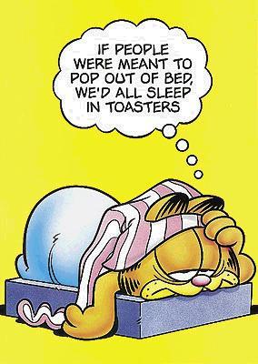 Garfield Toasters