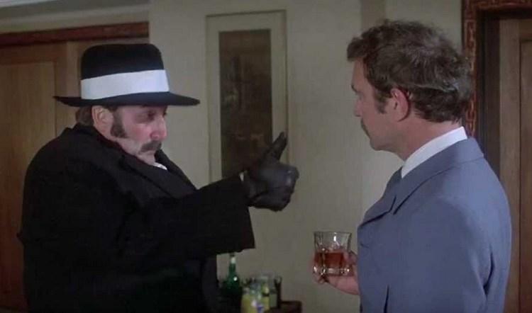 Godfather Clouseau