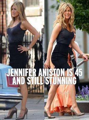 Jennifer Aniston Smaller