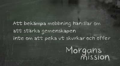 Morgans mission