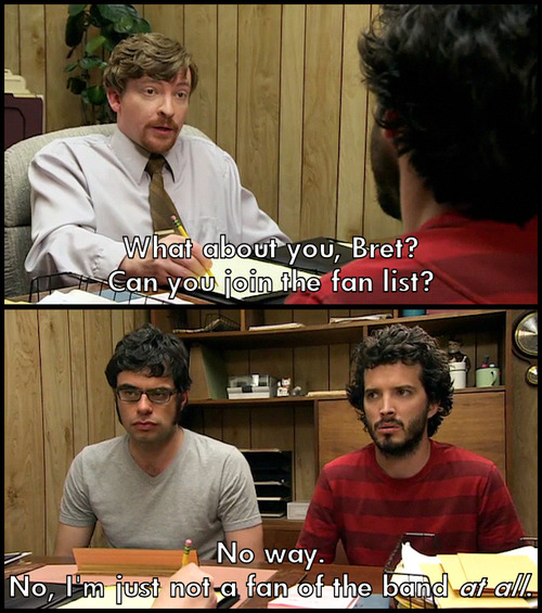 Murray Bret Jemaine