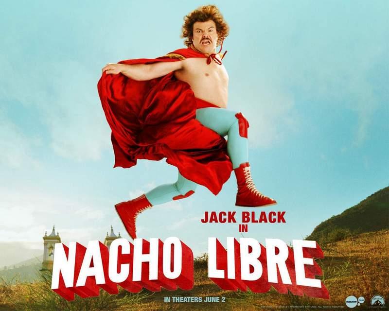 Nacho libre Edit