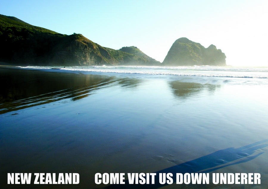 New Zealand down underer Edit