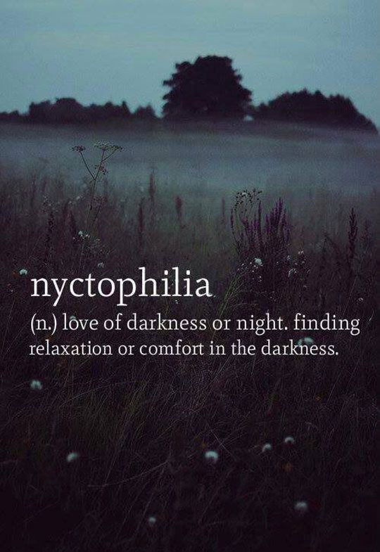 Night person definition