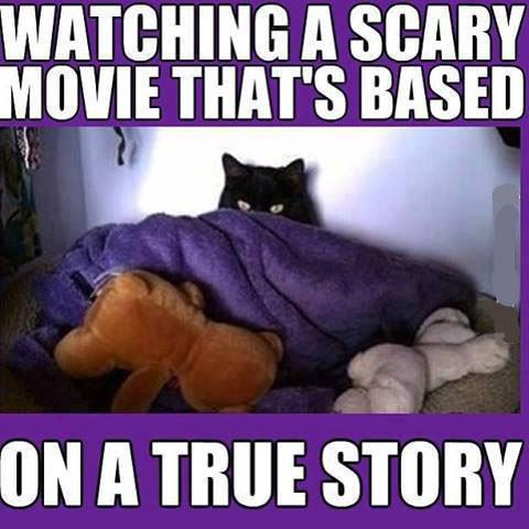 Watching-scary-movie