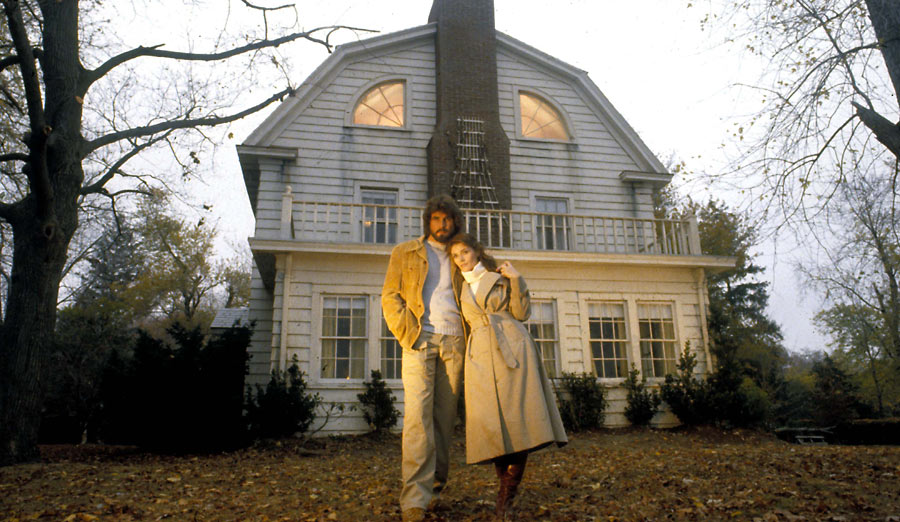 BKCDXE THE AMITYVILLE HORROR (1979) JAMES BROLIN, MARGOT KIDDER AMH 001